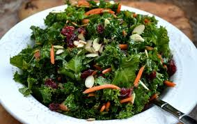 Salad with Cranberries